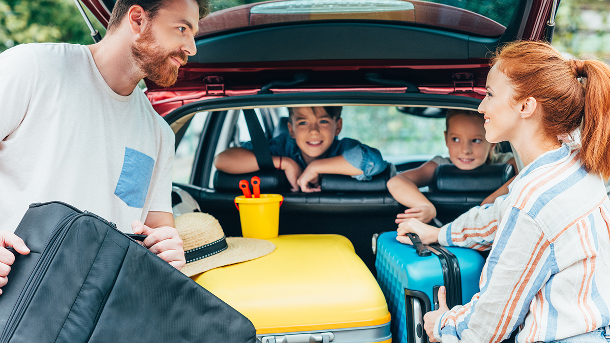 Reisen mit Kindern