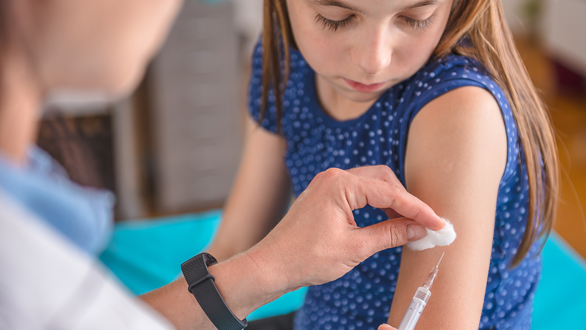 Schwerpunktthema Impfen